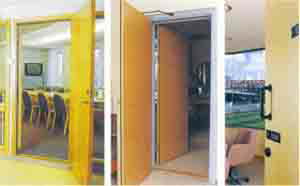 soundproof doors sound proof doors acoustic doors