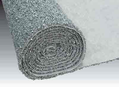 concrete floor sound insulation concreed screed G8 resilient sound insulation