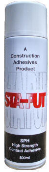 spray adhesive aerosol adhesive contact adhesive