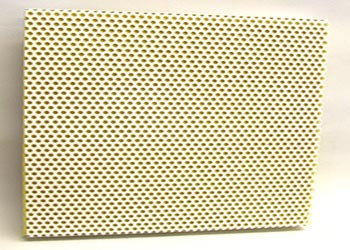 Steelsorption sound absorbing panel
